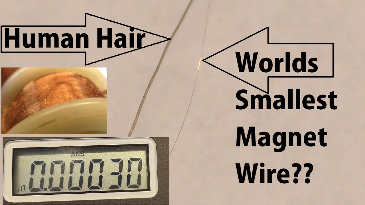 Magnificent what is awg wire pictures inspiration electrical and 56 awg worlds smallest magnet wire smaller than a human hair keyboard keysfo Images