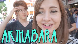 Follow Me! AKIHABARA with Einshine ♡ Cosplay Shopping