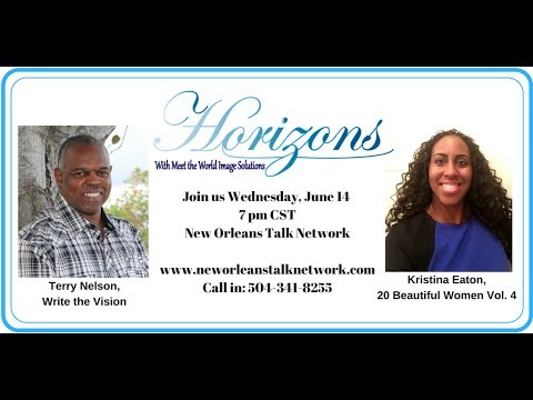Horizons with Meet the Would Image Solutions hosted by. Rhonda M. Lawson
