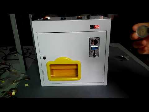 JY-141 with coin acceptor