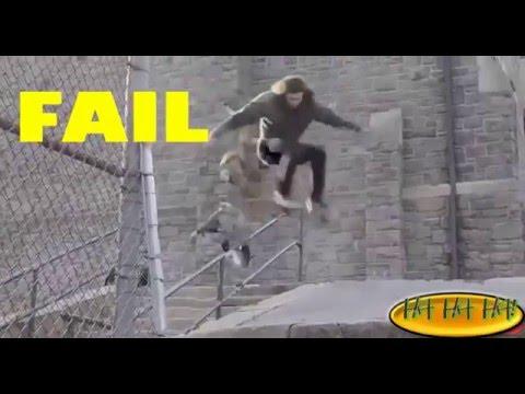 Epic Fails 2016 Extreme Funny - funny fail videos