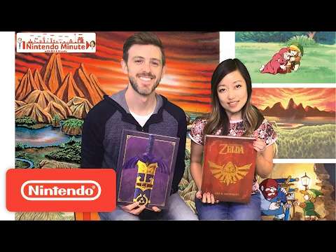 The Legend of Zelda Art & Artifacts Book Tour + Giveaway – Nintendo Minute