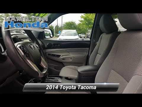 Used 2014 Toyota Tacoma 2WD Access Cab I4 AT, Hamilton Township, NJ 27390T