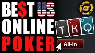 Where to Play Online Poker in USA 2019 | Top 3 US Friendly Online Poker Sites