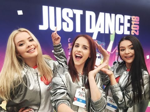 TAŃCZYMY VAIANA JUST DANCE CHALLENGE - LETS PLAY #1