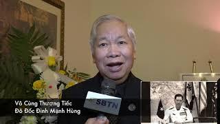 Tang Lễ Phó Đề Đốc Đinh Mạnh Hùng (04/11/1932 - 22/11/2018)  - Phần 2