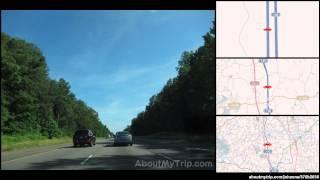 Spotsylvania County (Fredericksburg City County, Virginia) to Cary Street Rd (Windsor Farms)  (...)