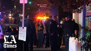 3 dead, 9 injured in shooting during party at Long Beach home