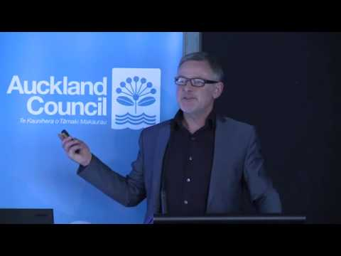Transforming Auckland's City Centre