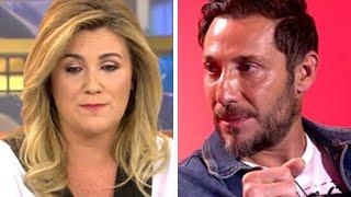 Primera denuncia a Carlota Corredera y telecinco por Rocío Carrasco y Antonio David Flores