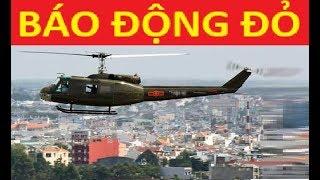 Bộ đội cướp trực thăng ở sân bay Bạch Mai để vượt biên