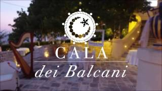 Cala dei Balcani Wedding rito civile