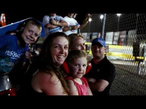 Camping at Charlotte Motor Speedway