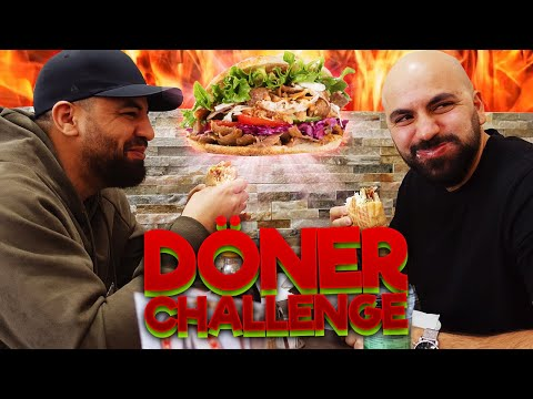 DÖNER WETTESSEN VS ACHI DER ENTERTAINER!