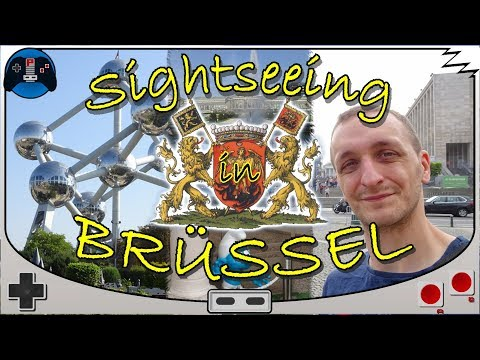 Sightseeing in BRÜSSEL: Mini-Europa, Botanique, Comic-Museum usw.. || ProNoob2K