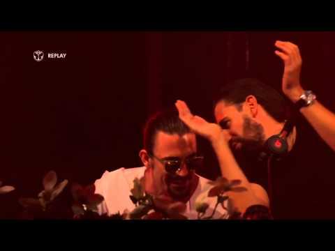 Dimitri Vegas & Like Mike & W&W ID (Arcade) vs Ummet Ozcan Raise Your Hands Acappella