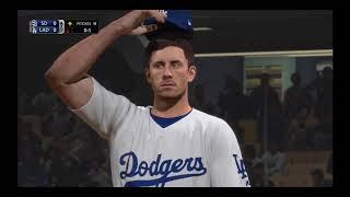 MLB® The Show™ 18 Franchise ep154 Dodger vs Padres game 1