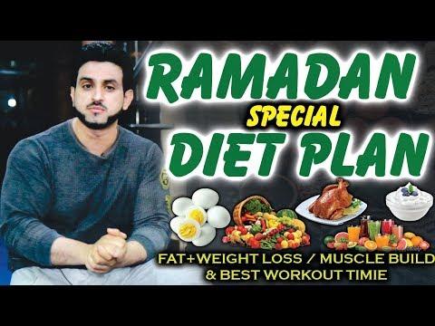 Ramazan Diet Plan 2019 Urdu Hindi
