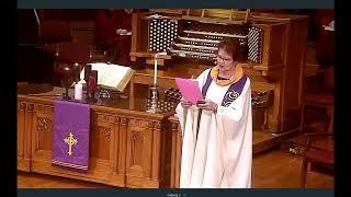 Sunday Service March 15 2020