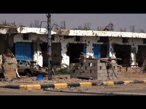 Yémen: Zinjibar, une ville en désolation