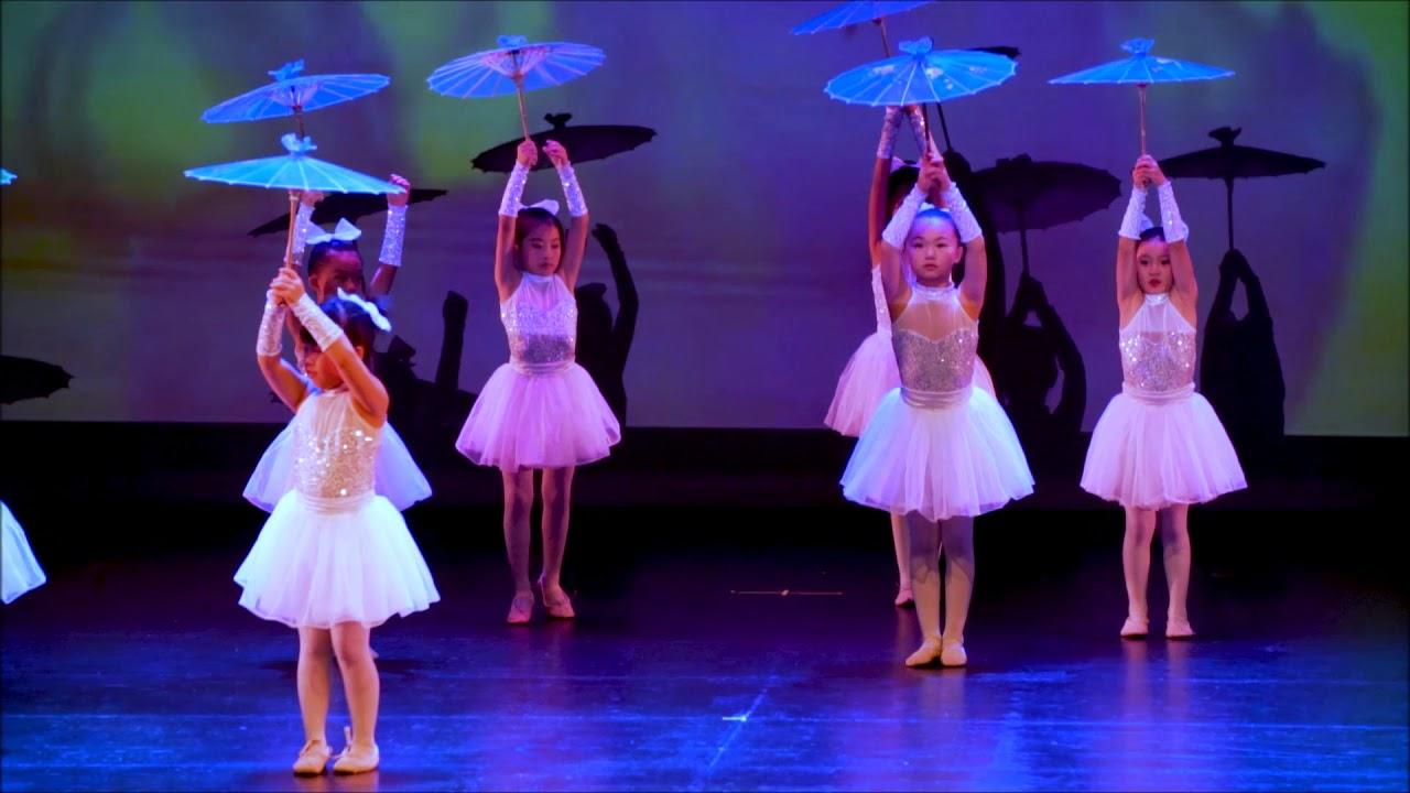 (杨洋舞蹈工作室密市周六幼儿班)儿童芭蕾 古风芭比