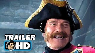 THE IRON MASK Trailer (2020) Jackie Chan vs Arnold Schwarzenegger Movie HD