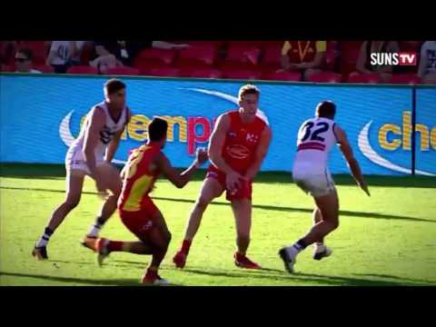 Port Adelaide Vs Gold Coast - Shanghai 2017