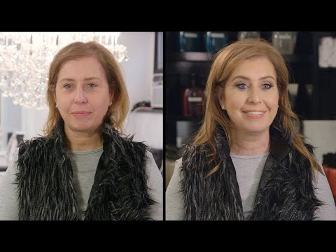 A Woman With Thinning Hair Leaves The Hair Goddess With Long, Flowing Locks