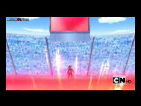 ASH VS PAUL (SINNOH LEAGUE FINAL BATTLE)