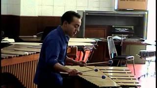 "Roque Robles Álvarez ""Prelude & Blues""- Ney Rosauro"