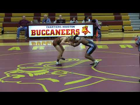 Wash High Vs Chartiers Houston Wrestling Match (1-10-18)