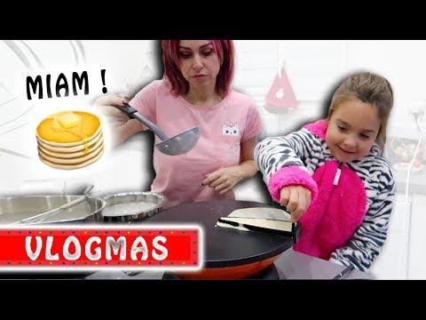 Download Youtube: VLOGMAS 10 : Pluie, cinéma et crêpes en famille