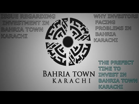 The Best Time To Invest In Bahria Town Karachi I Bahria Town Karachi I