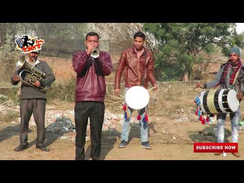 saun di jhadi instrumental Punjabi Brass Band Baja Saun Di Jhadi Talent India