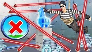 *NEW* Bank ROBBERY Roleplay! (Fortnite Creative Gamemode)