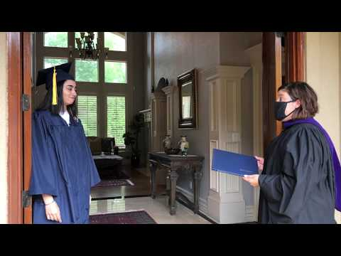 Pulaski Academy's Class of 2020 Virtual Graduation