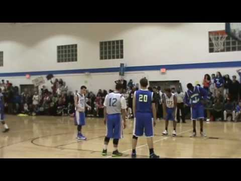Islamic Foundation vs. Hinsdale Adventist Academy-Metro Prep Conference Championship Game 2013-14