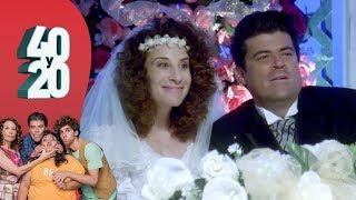 Capítulo 8: La boda de Rocío y Paco | 40 y 20 T1 - Distrito Comedia