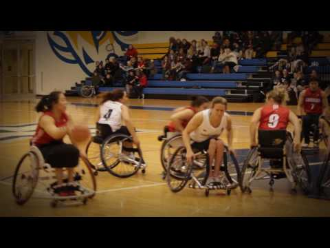 Canadian Women's Paralympic Wheelchair Basketball Team