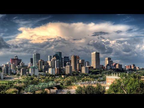 Edmonton, Alberta, Canada - Canada's Festival City