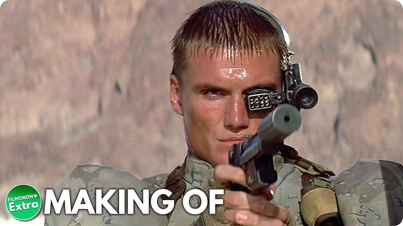 UNIVERSAL SOLDIER (1992) | Behind the scenes of Dolph Lundgren Action-Sci-Fi Movie #3