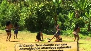 BAILA ECUADOR - Turismo Tena