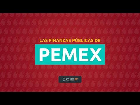Las finanzas públicas de Pemex