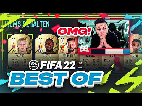 PACK LUCK im 1. PACK OPENING 😍 FIFA 22: Best Of Release Pack Opening 🔥