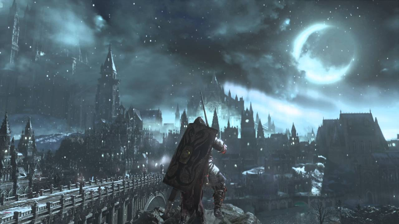 Gothic Fall Wallpaper Best Scenery Ever Seen In A Game Amazing Dark Souls 3