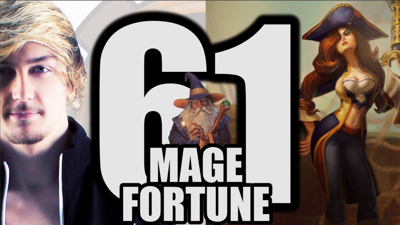 Thánh Troll SIV HD cầm Miss Fortune MiD Ap
