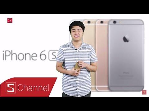 Schannel - Bản tin S News t3T9: Những câu chuyện thú vị xoay quanh iPhone 6S  6S Plus