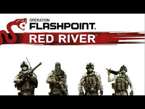 Operation Flashpoint: Red River - Live Action Debut Trailer | HD