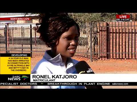 2018 Matric results in the Northern Cape