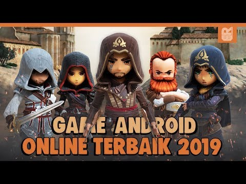 5 Game Android Online Terbaik 2019